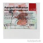 Aquarell - Malkarton, mittelfein, spezialgrundiert