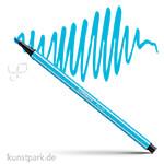 STABILO Pen 68 Filzstift Einzelstift | Azurblau