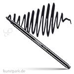 STABILO Pen 68 Filzstift Einzelstift | Schwarz