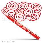 STABILO Sensor Fineliner Einzelstift | Rot