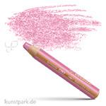 STABILO woody 3 in 1 Farbstift Einzelstift | Purpurrosa