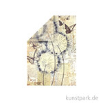 Stamperia Reispapier - Blowing in the wind, DIN A4, Einzelblatt