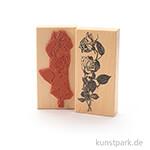 Stempel - A rose is a rose - 7x14 cm