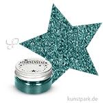 Stempel Sternenstaub - Embossing Pulver 14 ml | Aqua Glitzer