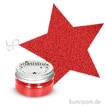 Stempel Sternenstaub - Embossing Pulver 14 ml | Rot