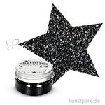 Stempel Sternenstaub - Embossing Pulver 14 ml | Schwarze Diamanten
