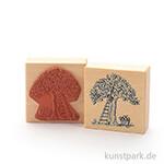 Stempel - Tina - Apfelbaum - 7x7 cm