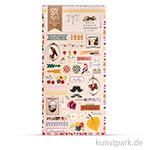Sticker - Deco Studio, 15x9,2 cm