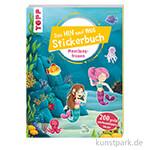 Das HIN und WEG Stickerbuch - Meerjungfrauen, TOPP