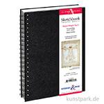 Stillman & Birn Skizzenbuch ALPHA Spiral, 50 Blatt, 150 g