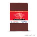 Stillman & Birn Softcover ALPHA, 48 Blatt, 150 g 21,6 x 14,0 cm