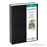 Stillman & Birn Skizzenbuch EPSILON Spiral, 50 Blatt, 150 g