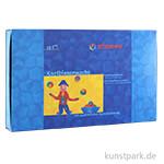 Stockmar Knetbienenwachs - Schachtel mit 12 Farben