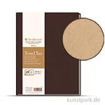 Strathmore Art Journal 400 - Skizzenpapier Tan, 64 Seiten, 21,6x27,94 cm, 118g