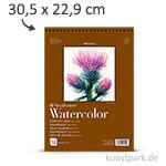 Strathmore Artist Paper 400 - Aquarellpapier, 12 Blatt, 300g 30,5 x 22,9 cm