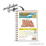 Strathmore Visual Journal 500 - Mixed Media Papier, 34 Seiten, 190g
