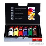 Talens AMSTERDAM Acrylfarbe Expert Series Introset I mit 6 Tuben 20 ml