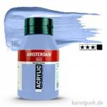 Talens AMSTERDAM Acrylfarben 1 Liter Flasche   562 Graublau