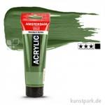 Talens AMSTERDAM Acrylfarben 120 ml Tube | 622 Olivgrün dunkel
