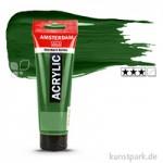 Talens AMSTERDAM Acrylfarben 120 ml Tube | 623 Saftgrün