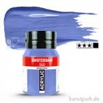 Talens AMSTERDAM Acrylfarben 500 ml Flasche | 519 Ultramarinviolett hell