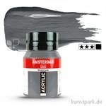 Talens AMSTERDAM Acrylfarben 500 ml Flasche | 710 Neutralgrau