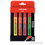 AMSTERDAM Acrylic Marker - Reflex Set 4x4 mm