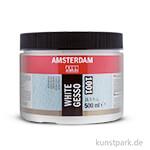 Talens AMSTERDAM Gesso weiß 500 ml