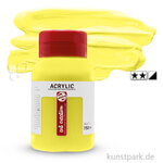 Talens ArtCreation Acrylfarben 750 ml Flasche | 275 Primärgelb