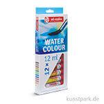 Talens ARTcreation Aquarellfarben Set mit 12 Tuben 12 ml