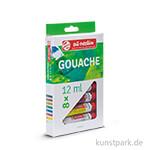 Talens ARTcreation Gouache Set mit 8 Tuben 12 ml
