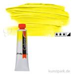 Talens COBRA Study wasservermalbare Ölfarbe 40 ml | 254 Perm. Zitrongelb