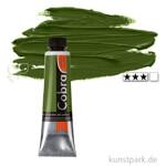 Talens COBRA wassermischbare Ölfarben 40 ml   620 Olivgrün