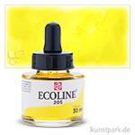 Talens ECOLINE 30 ml   205 Zitronengelb