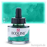Talens ECOLINE 30 ml | 602 Dunkelgrün