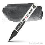 Talens ECOLINE Brushpen Brush | Dunkelgrau