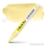 Talens ECOLINE Brushpen Brush | Pastellgelb