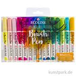 Talens ECOLINE Brushpen Set - 30 Zusatzfarben