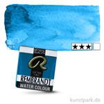 Talens REMBRANDT Aquarellfarben 1/2 Näpfchen | 535 Coelinblau Phtalo
