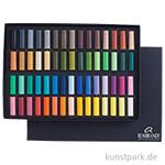 Talens REMBRANDT Pastell -  Allgemeine Auswahl Luxus-Set mit 60 halben Pastellen