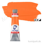 Talens VAN GOGH Acrylfarben 40 ml Tube | 276 Azo-Orange