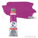 Talens VAN GOGH Acrylfarben 40 ml Tube   567 Permanent Rotviolett