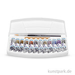 Talens VAN GOGH Aquarell Metallic Edition Kunststoff-Set 12x10 ml Tube