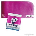 Talens VAN GOGH Aquarellfarben 1/2 Napf | 593 Chinacridon Purpur Blau
