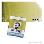 Talens VAN GOGH Aquarellfarben 1/2 Napf | 620 Olivgrün
