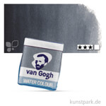Talens VAN GOGH Aquarellfarben 1/2 Napf | 708 Paynegrau
