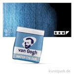 Talens VAN GOGH Aquarellfarben 1/2 Napf | 846 Interferenz Blau
