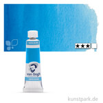Talens VAN GOGH Aquarellfarben Tube 10 ml | 535 Coelinblau