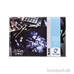Talens VAN GOGH Black Watercolour Paper Pad, 12 Blatt, 360g DIN A4