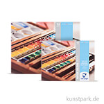 Talens VAN GOGH White Watercolour Paper Pad, 12 Blatt, 300g